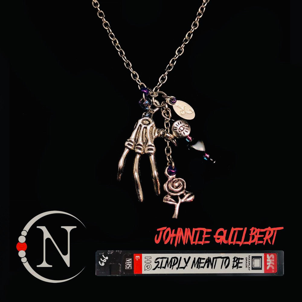 Simply Meant to Be NTIO Necklace by Johnnie Guilbert ~Limited 8 More!