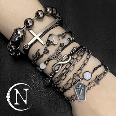 Bastard NTIO Bracelet by Remington Leith