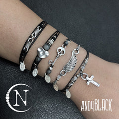 Let Go of Your Heart NTIO Bracelet by Andy Black