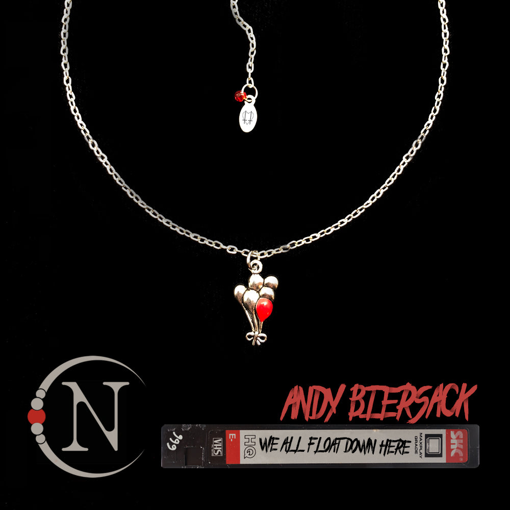 We All Float Down Here NTIO Necklace by Andy Biersack
