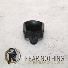 I Fear Nothing Ring By Ben Bruce
