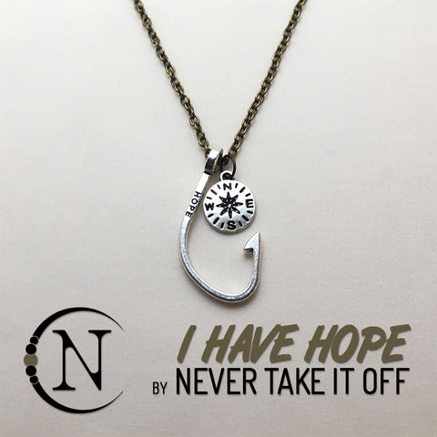 I Have Hope Necklace By Never Take It Off