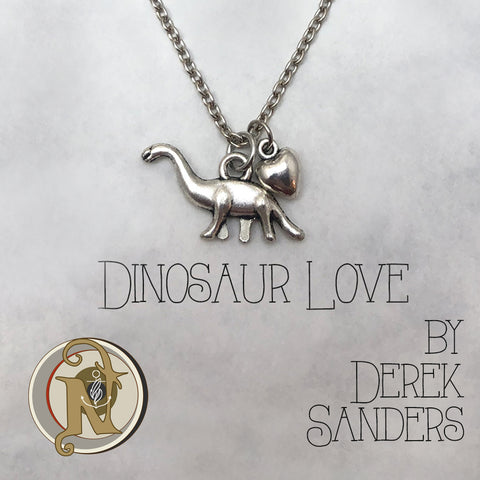 Dinosaur Love NTIO Necklace By Derek Sanders