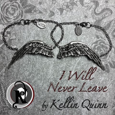 I Will Never Leave NTIO Bracelet Set by Kellin Quinn ~ Limited Only 3 More
