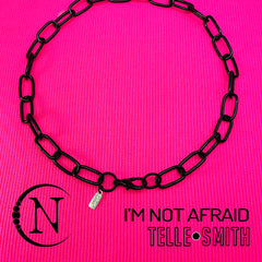 Telle Smith I Am Enough Necklace/Choker Stack