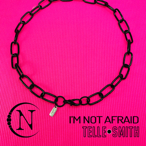 Necklace I'm Not Afraid by Telle Smith