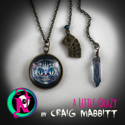 A Little Crazy Necklace by Craig Mabbitt