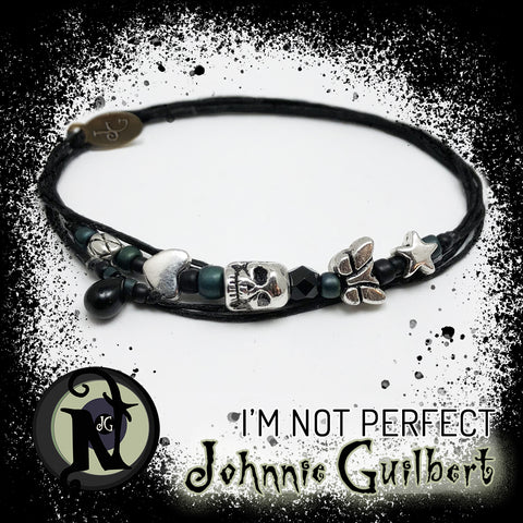 I'm Not Perfect NTIO Bracelet by Johnnie Guilbert
