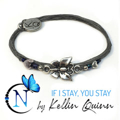 If I Stay, You Stay NTIO Bracelet By Kellin Quinn