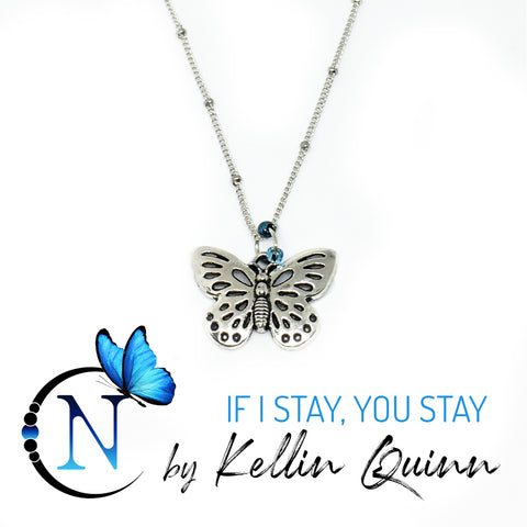 If I Stay, You Stay NTIO Necklace By Kellin Quinn