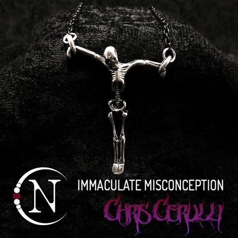 Immaculate Misconception NTIO Necklace By Chris Cerull