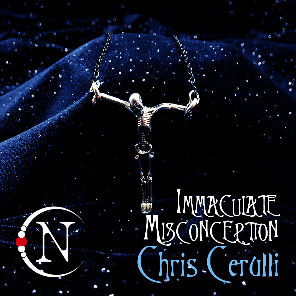 Immaculate Misconception NTIO Necklace  By Chris Cerulli_ Holiday Edition