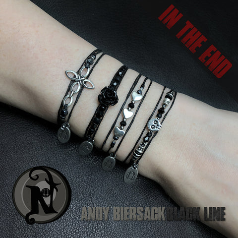 In The End NTIO Bracelet Bundle by Andy Biersack
