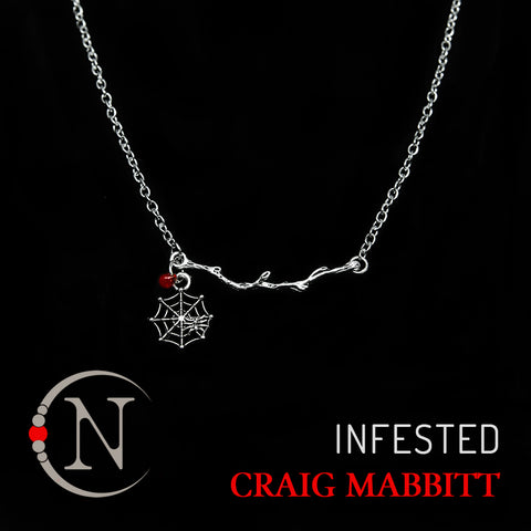 Necklace ~ Infested by Craig Mabbitt ~ Only 4 More