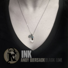 Ink NTIO Necklace by Andy Biersack