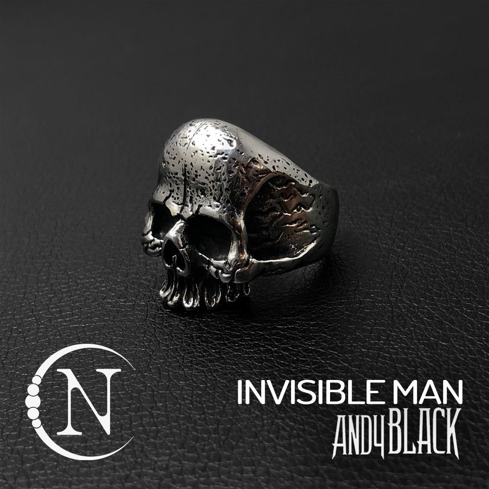 Invisible Man NTIO Ring by Andy Biersack