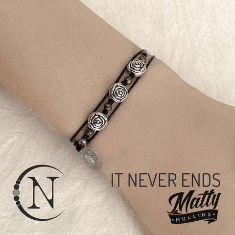 It Never Ends NTIO Bracelet by Matty Mullins