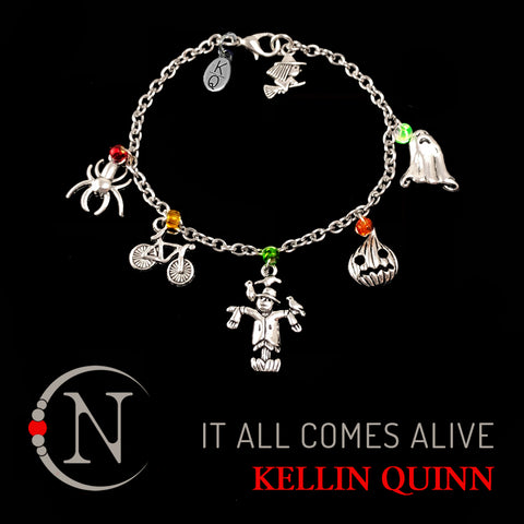 It All Comes Alive NTIO Bracelet by Kellin Quinn ~ Only 5 More