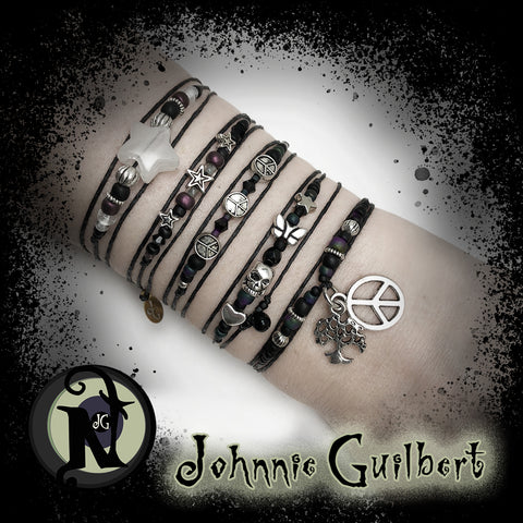 NTIO 5 Bracelet Bundle by Johnnie Guilbert