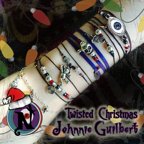 Twisted Christmas Arm Bundle by Johnnie Guilbert