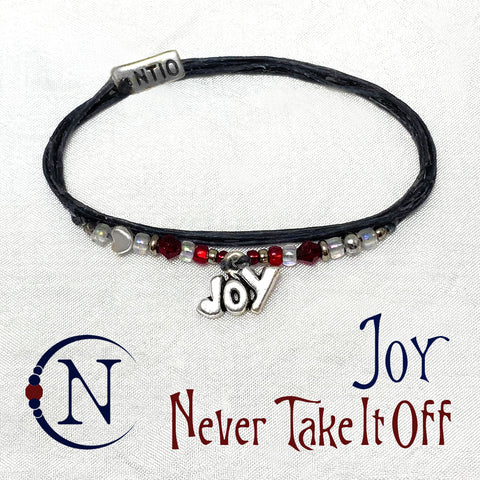 Joy Bracelet by Never Take It Off ~ 60% OFF with Code