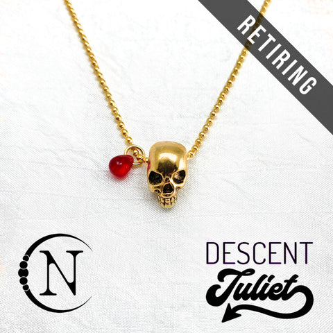 Descent NTIO Necklace by Juliet Simms - RETIRING