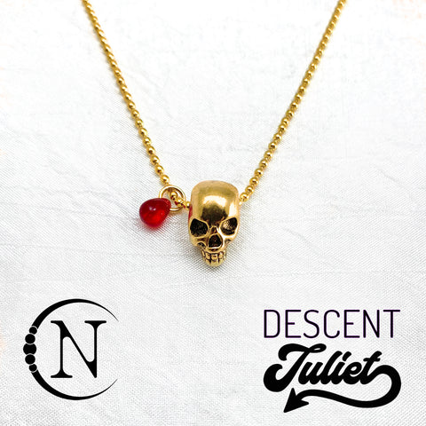Descent NTIO Necklace by Juliet Simms