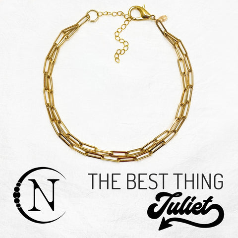 The Best Thing Choker/Necklace by Juliet Simms