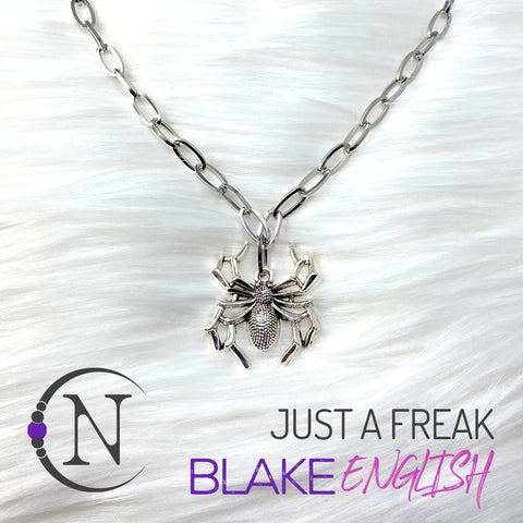 Just A Freak NTIO Necklace/Choker by Blake English