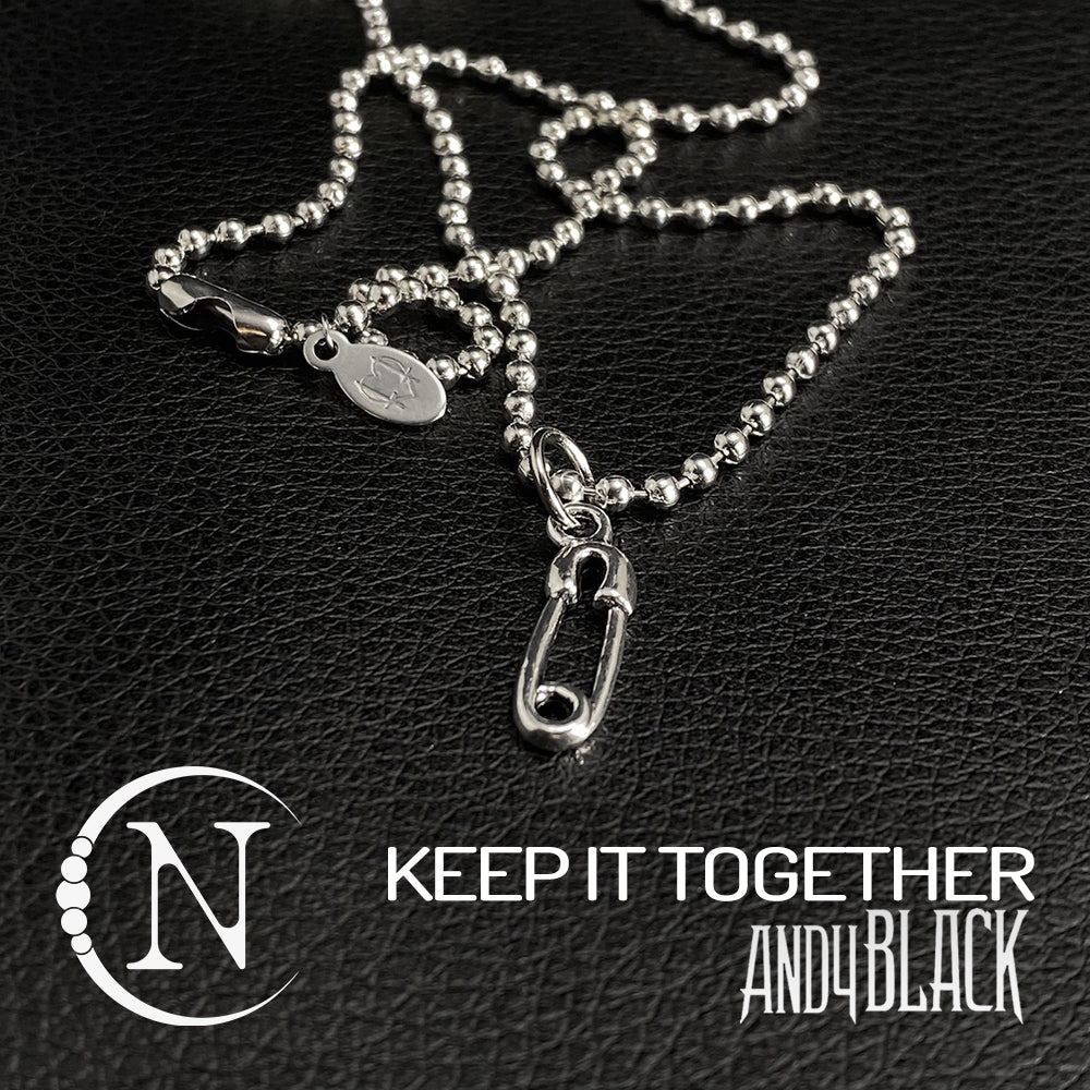 Necklace ~ Keep It Together by Andy Biersack