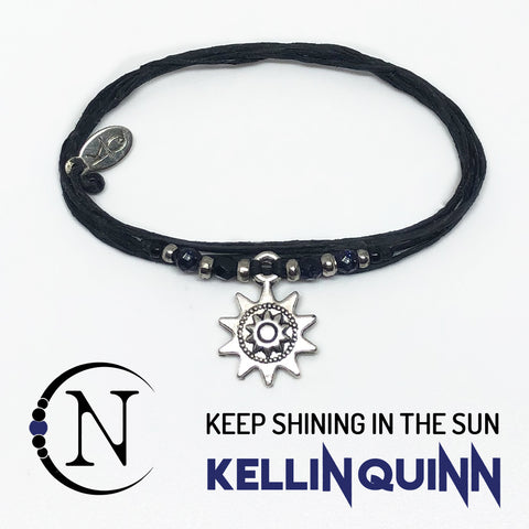 Keep Shining In The Sun NTIO Bracelet by Kellin Quinn