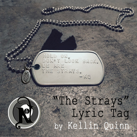 The Strays NTIO Lyric Tag by Kellin Quinn