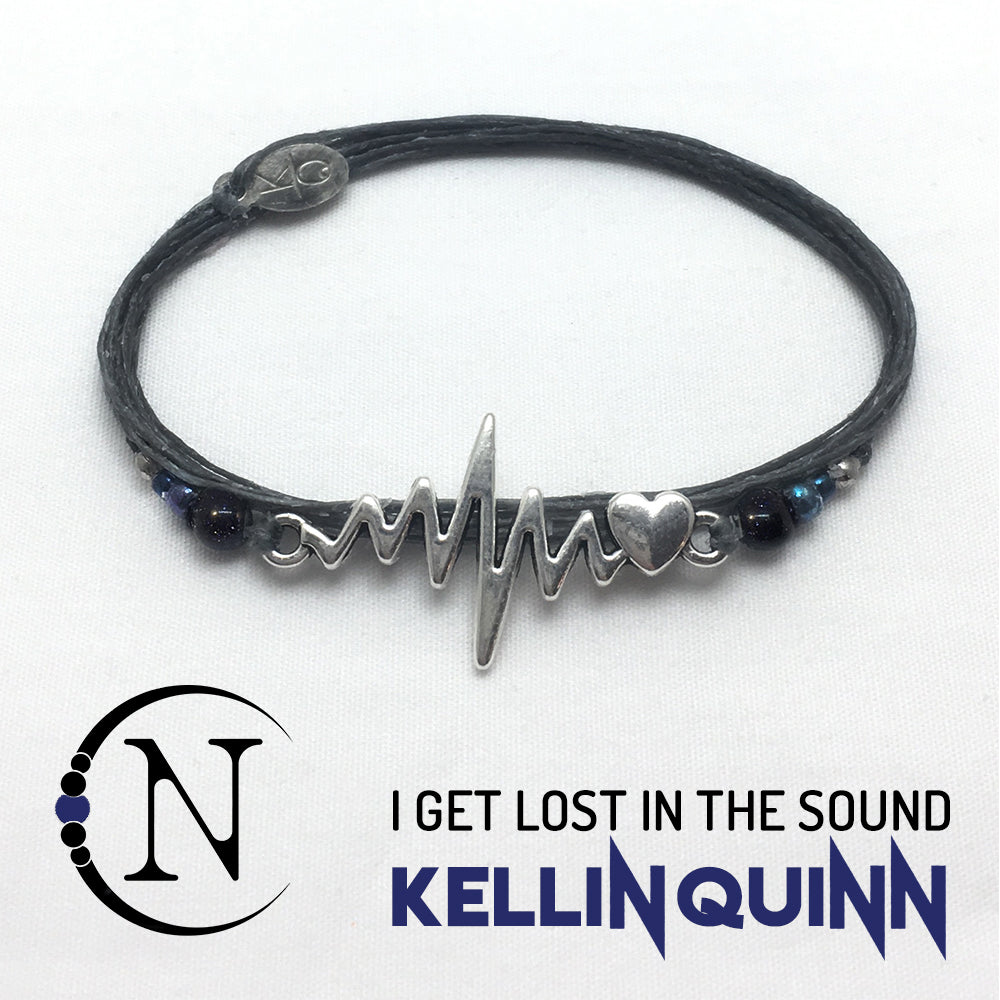 I Get Lost In the Sound NTIO Bracelet By Kellin Quinn