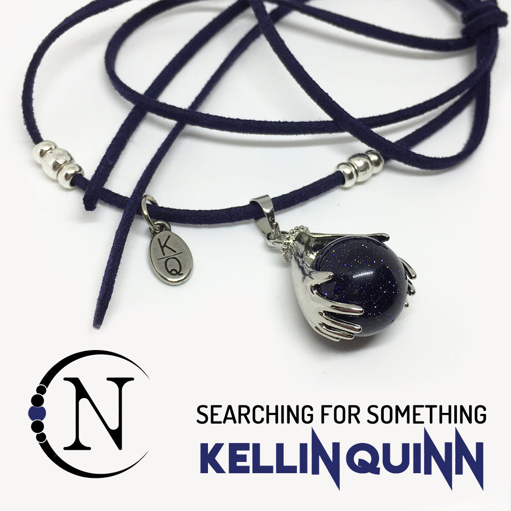 Necklace Searching for Something by Kellin Quinn