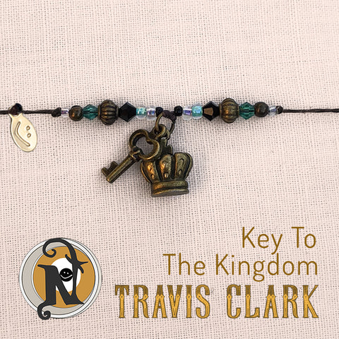 Key To The Kingdom NTIO Bracelet by Travis Clark ~ Only 3 More
