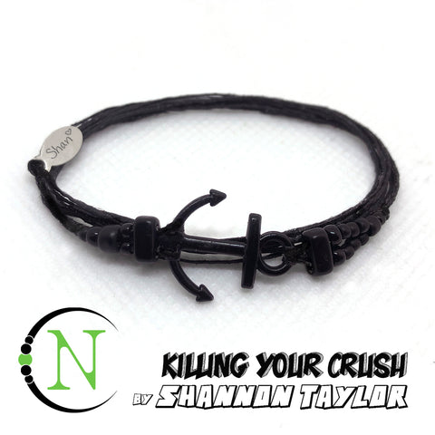 Killing Your Crush NTIO Bracelet By Shannon Taylor