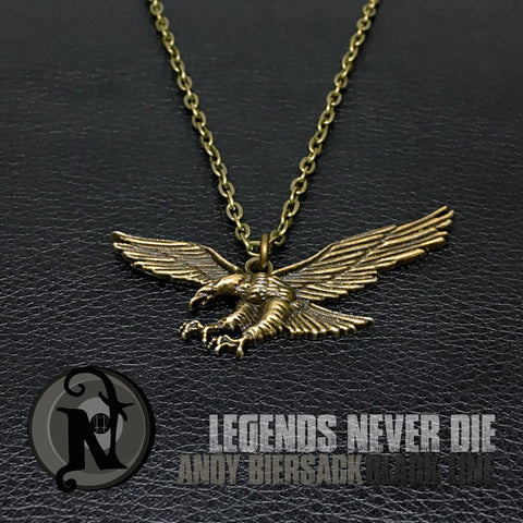Legends Never Die NTIO Necklace by Andy Biersack