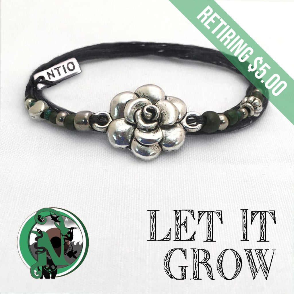 Let It Grow NTIO Bracelet