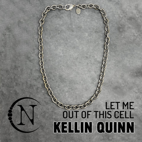 Necklace ~ Let Me Out Of This Cell by Kellin Quinn