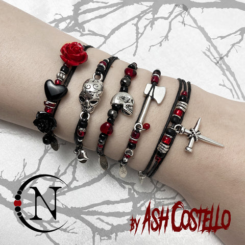 Lethal Combination NTIO Bracelet Bundle by Ash Costello