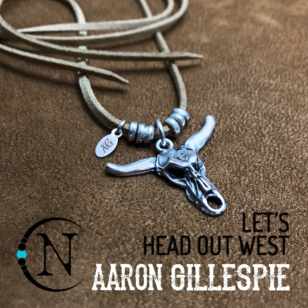 Let's Head Out West NTIO Necklace by Aaron Gillespie