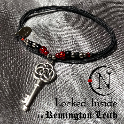 Locked Inside My Cage NTIO Bracelet by Remington Leith ~ Limited Edition (25)