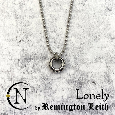 Lonely NTIO Necklace by Remington Leith