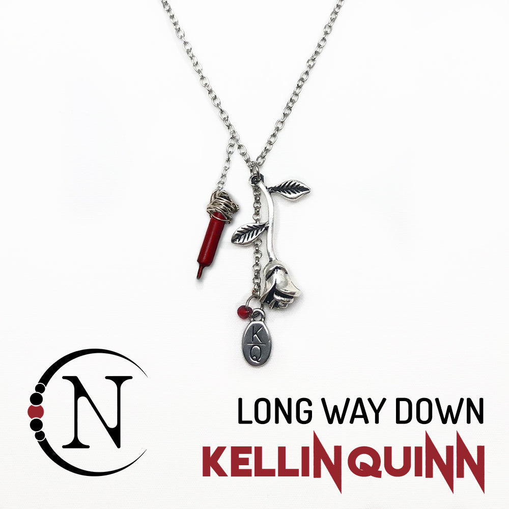 Long Way Down NTIO Necklace by Kellin Quinn