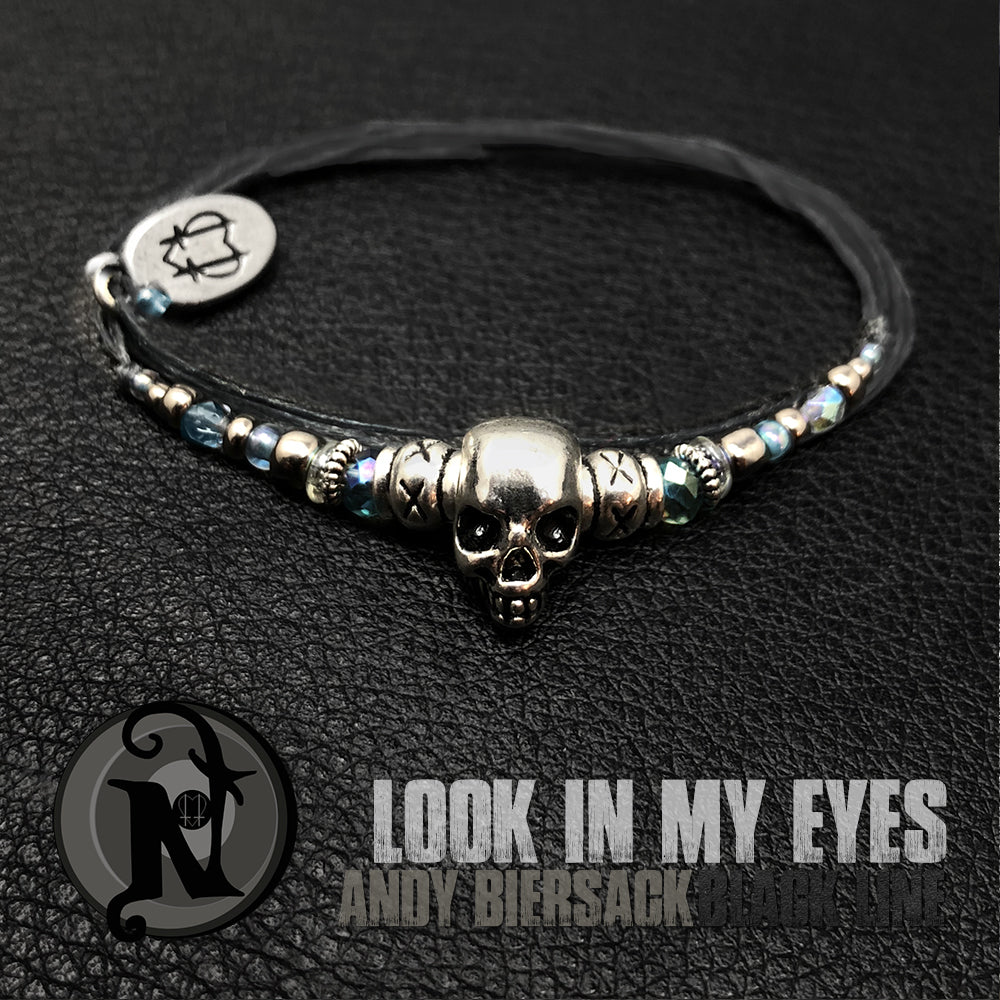 Look In My Eyes  NTIO Bracelet by Andy Biersack ~ Limited Edition