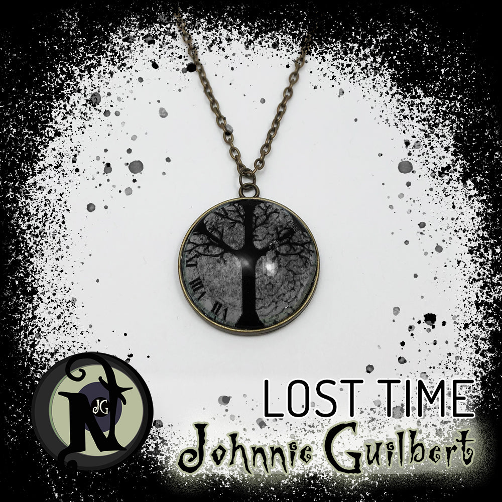 Lost Time NTIO Necklace/Choker by Johnnie Guilbert