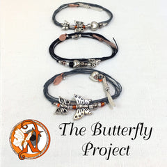 Butterfly Project Bundle - 3 NTIO Butterfly Project Bracelets