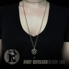 Necklace Love Conquers All by Andy Biersack