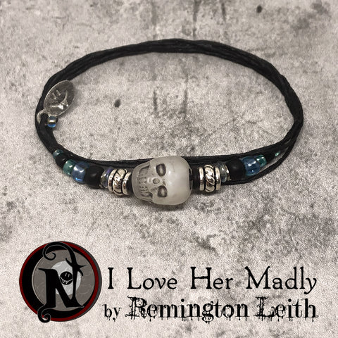 Love Her Madly Glow-in-the-Dark NTIO Bracelet by Remington Leith