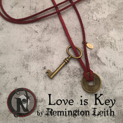 Love is Key NTIO Bracelet and Necklace by Remington Leith